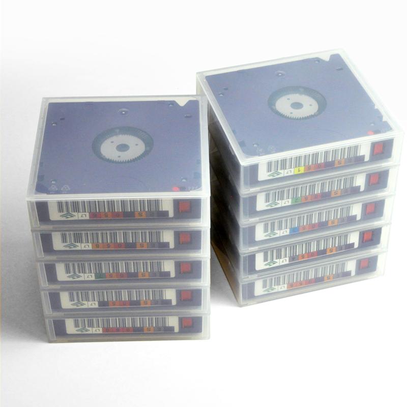 LTO-7 Tapes, 10-Pack, Custom